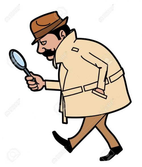 Looking for clues
