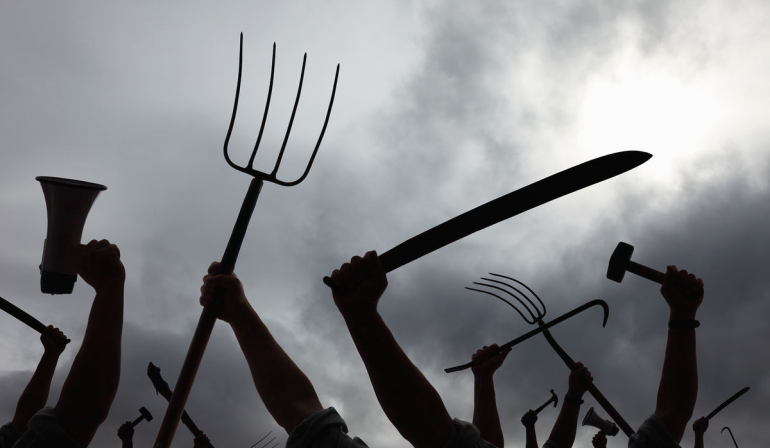 Pitchforks or Possibilities?